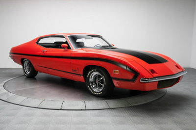 Ford Torino King Cobra Prototype 1970 продается за 549 900$