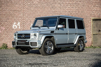 Edo Competition форсировал Mercedes-Benz G63 AMG